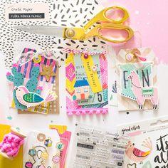 Make cute gift tags easily!