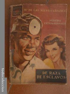 Novela de Raza De Exclavos, coleccion tu y yo. - Foto 1