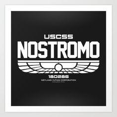 Nostromo, Alien