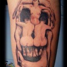 Tatuajes ‹ Sangre de mi Sangre Maragall