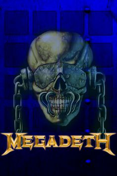 Megadeth iPod/iPhone Wallpaper by DrStuff