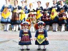 PlaymoGreek. Λαζαρίνες από τα χωριά της Κοζάνης. Δημιουργός: Πέτρος Καμινιώτης. Φωτογραφία: Πέτρος Καμινιώτης. Kai, Harajuku, Greece, Collection, Style, Fashion, Playmobil, Greece Country, Swag