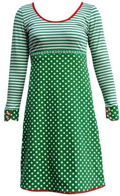 Details by Mixed - My green love regular - dress