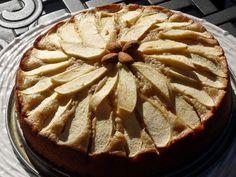 Italian Apple Cake -