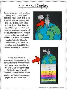 ME ON THE MAP - O CANADA! - ONTARIO - TeachersPayTeachers.com