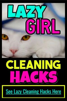 Lazy cleaning tips and cleaning hacks to clean a messy cluttered house FAST - even if feeling overwhelmed Deep Cleaning Tips, Cleaning Solutions, Cleaning Hacks, Overwhelmed Mom, Feeling Overwhelmed, Home Organization Hacks, Organizing, Clutter Organization, Getting Organized At Home