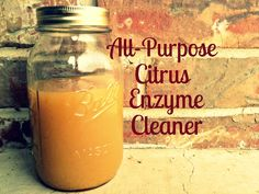 What you will need...  *7 tablespoons of brown sugar.  *1 1/2-2 cups of fruit peels. I went with Lemon and Orange. You can also do lime, grapefruit, apple, or pineapple. I have read that pineapple actually has the most cleaning power to it.  *1 tsp. Yeast (optional)  *2 liter bottle with cap  *1 liter (approx 4.25 cups) of water  *Funnel  *Permanent Marker