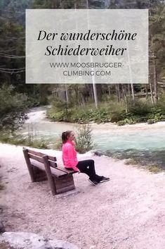 Schiederweiher - der schönste Platz Österreichs. Wie ihr am einfachsten dorthin kommt, zeige ich euch in meinem Beitrag auf www.moosbrugger-climbing.com Climbing, Places To Go, Group, Board, Nature, Travel, Outdoor, Inspiration, Holiday Destinations