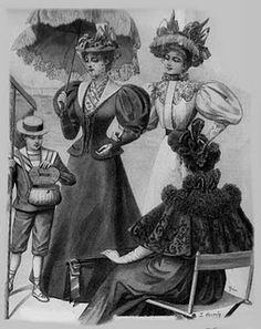 "1895 - ""La Mode Illustrée"""