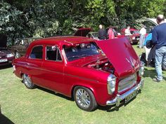 Ford Popular 100E... Custom Cars, Hot Rods, Old School, Ford, British, Popular, Classic, Derby, Car Tuning