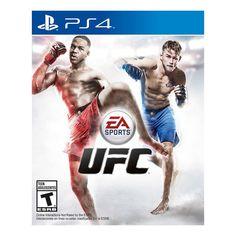 EA Sports UFC for PS4, Multicolor