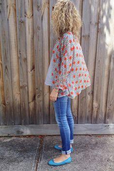 Sew Tessuti Blog - Sewing Tips & Tutorials - New Fabrics, Pattern Reviews: My Tokyo Jacket - Take 2