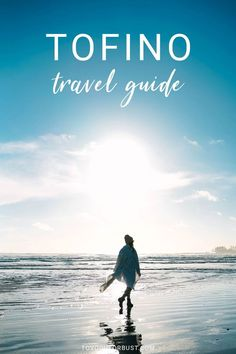 Whether you're a surfer or just looking to take in wilderness in the most beautiful way, I'm sharing my Tofino travel guide over on TVOB today! Vancouver Travel, Vancouver Island, Cool Places To Visit, Places To Travel, Tofino Bc, Canadian Travel, Surf Trip, Adventure Activities, Travel Couple