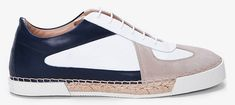 Just copped these Jil Sanders kicks. Nice blend of the classic German Army Trainer with a hybrid Espadrille sole.