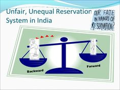 Reservation in our country is introduced earlier to uplift the social and economic status backward classes but now the Scenario is changed these backward classes now living a respectful and …