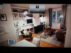 iam salon cuisine salle a manger tout en 1 on pinterest salons coins and bar. Black Bedroom Furniture Sets. Home Design Ideas