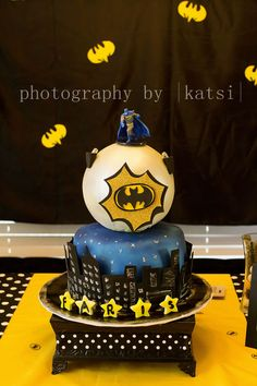 Photography by Katsi - Batman Birthday Party - Dallas Event/Party Photographer