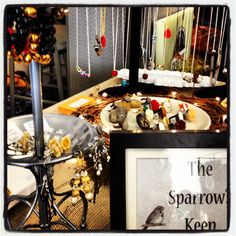 A Sparrow's Keep! Mix Match, Events, Table Decorations, Shopping, Home Decor, Fashion, Moda, Fashion Styles, Interior Design