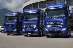 Franzosini Trasporti Internazionali Trucks, Track, Truck, Cars