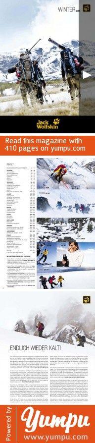 Jack Wolfskin  410 Pages - www.yumpu.com