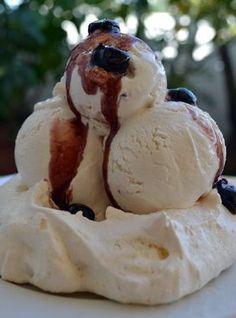 Παγωτό γιαούρτι-Sweetly.gr