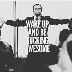 leonardo dicaprio quotes wolf of wall street - Google Search