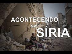 🔴 ACONTECENDO NA SÍRIA
