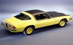 1975 Camaro Rally Sport