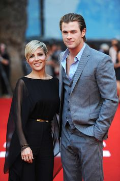 chris hemsworth wife - Szukaj w Google
