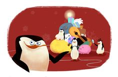 The Penguins of Madagascar   Skipper by GIRL03