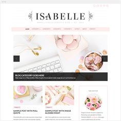 Isabelle for wordpress