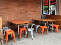 #SuperDuper #CafeSeating