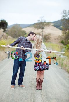 save the date ideas (: