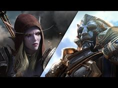 World of Warcraft: Battle for Azeroth (cinematic trailer) FOR THE HORDE or FOR THE ALLIANCE