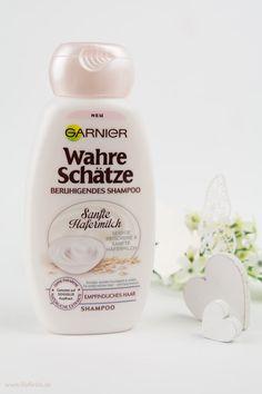 """Garnier - Wahre Schätze """"Sanfte Hafermilch"""""""