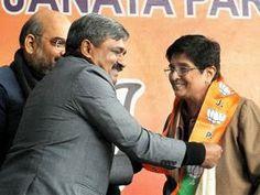 iPhone & iPad Application Development Help World: Delhi polls: Kiran Bedi has joined BJP ( Bharatiya...