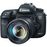 Canon EOS 7D Mark II with 18-135mm Lens
