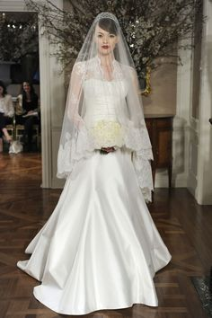 Regal Kate Middleton-inspired 2012 wedding dress