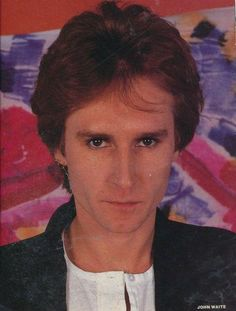 John Waite John Waite, Rock And Roll, Babys, It's Raining, My Love, Music, English, Men, Board