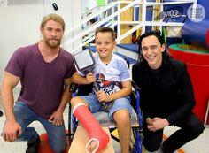 Thor Ragnarok  Loki  Thor