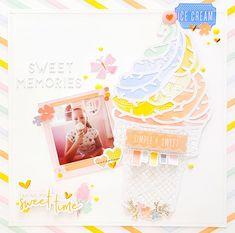Summer is..... Simple & Sweet with Amanda Baldwin – Pinkfresh Studio