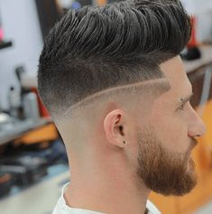 58 Best Frisuren Männer Undercut Images Haircuts Beard Haircut