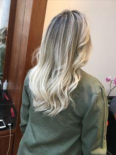 #Trabalho #hair #hairbeauty #ombre #ombrehair #luzes #machas #sp #creatifsalon_moema @marcionoel