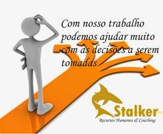 Nós temos as perguntas para suas respostas  Acesse Nosso Site: www.stalkerrh.com.br