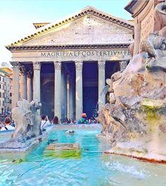 Pantheon, Rome, Ital