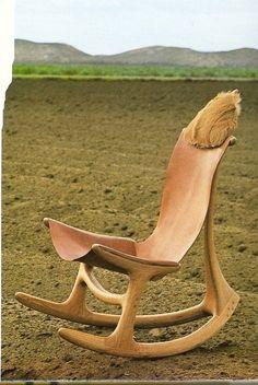 rocking chair by Naomdiju