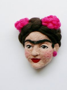 As a needle felter myself, I thought this was just fabulous!!!!