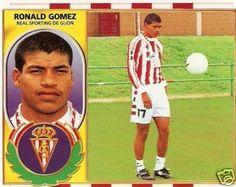 Ronald Gómez, Sporting de Gijón