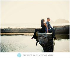 We had such a great time shooting their engagement session! We started at Fort Po. Senior Photos, Senior Portraits, Engagement Pictures, Engagement Shoots, Sutro Baths, Fort Point, Engagement Inspiration, San Francisco, Poses