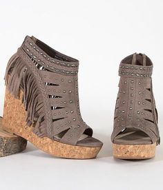 Not Rated Frolic In Fringe Sandal - Women's Shoes | Buckle